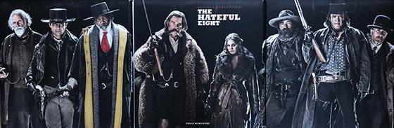 The Hateful Eight On Vinyl