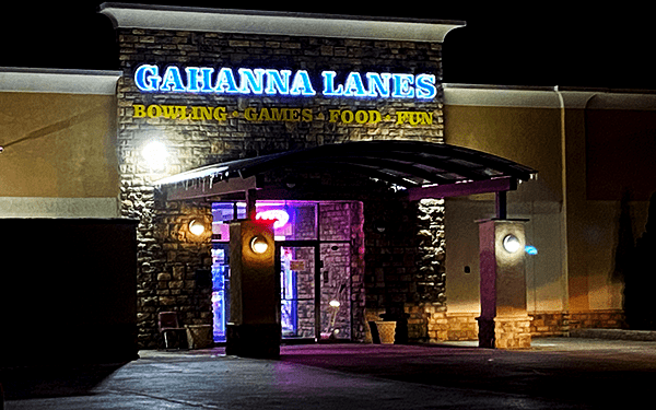 King Pin! – Gahanna Lanes