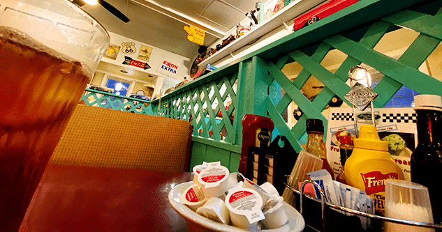 Fun Old Fashioned Family Diner