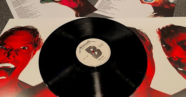 Metallica – Hardwired…To Self-Destruct – Double Vinyl LP