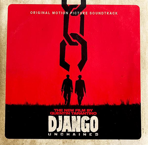 Django Unchained Vinyl LP