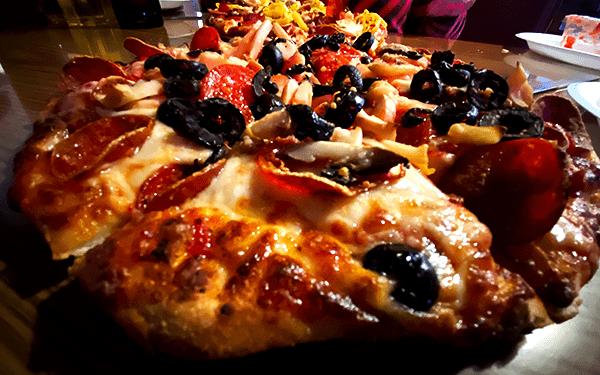 Gatsby's Pizza, Great Pizza!