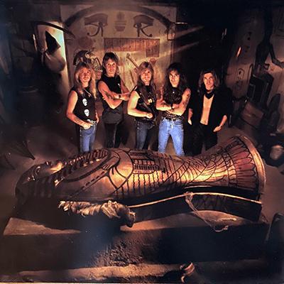 Iron Maiden Insert