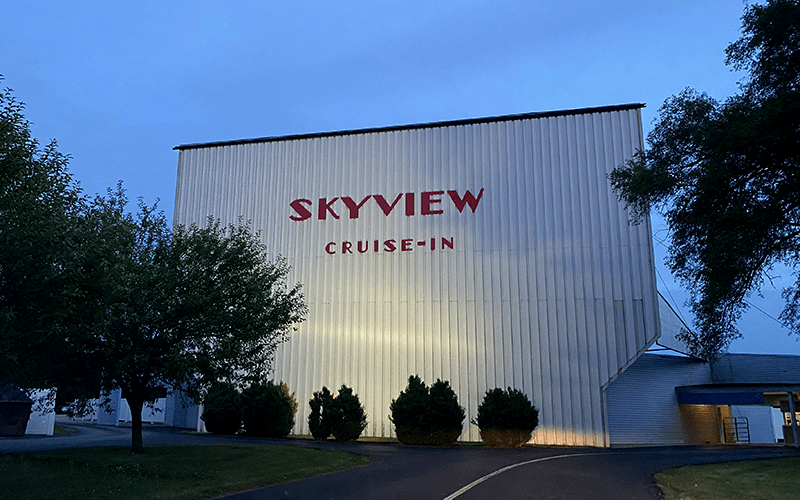 Skyview Drive-In Nostalgic Fun!