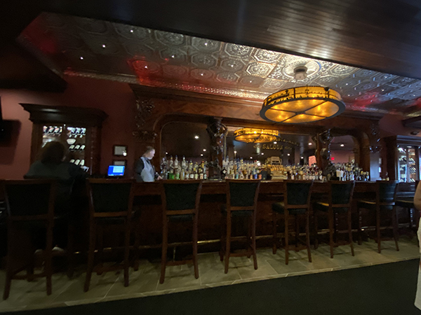 The Railroad Restaurant and Saloon | Coshocton, OH