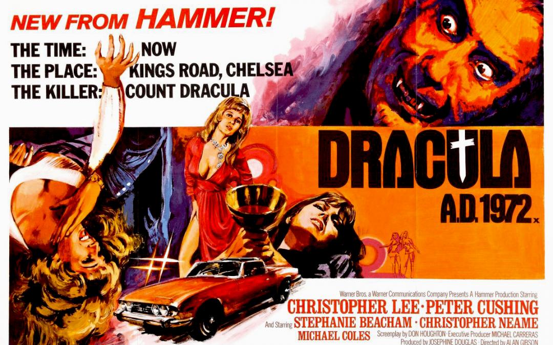 Dracula A.D. 1972 – Original Motion Picture Soundtrack LP