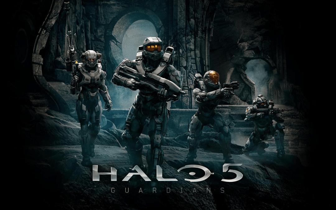 Halo 5: Guardians Vinyl Soundtrack