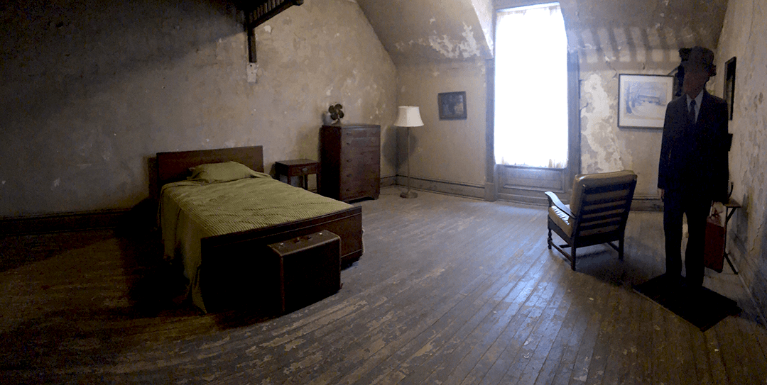 Visiting the Ohio State Reformatory in Manfield, Ohio